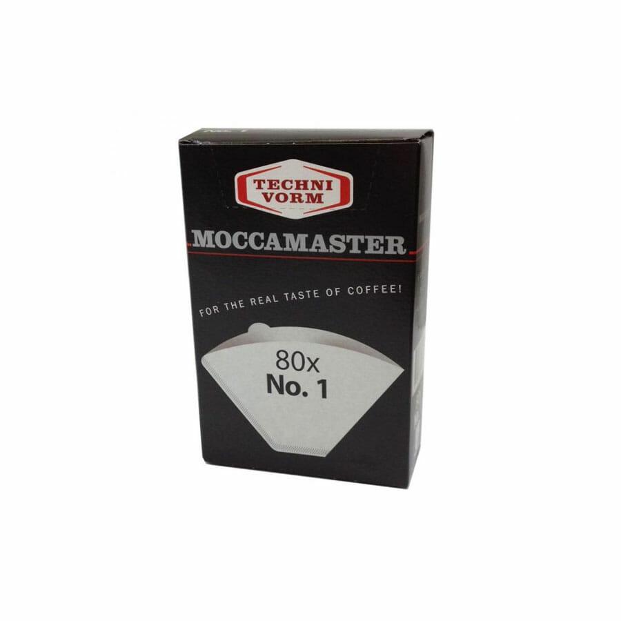 Moccamaster filtros No.1