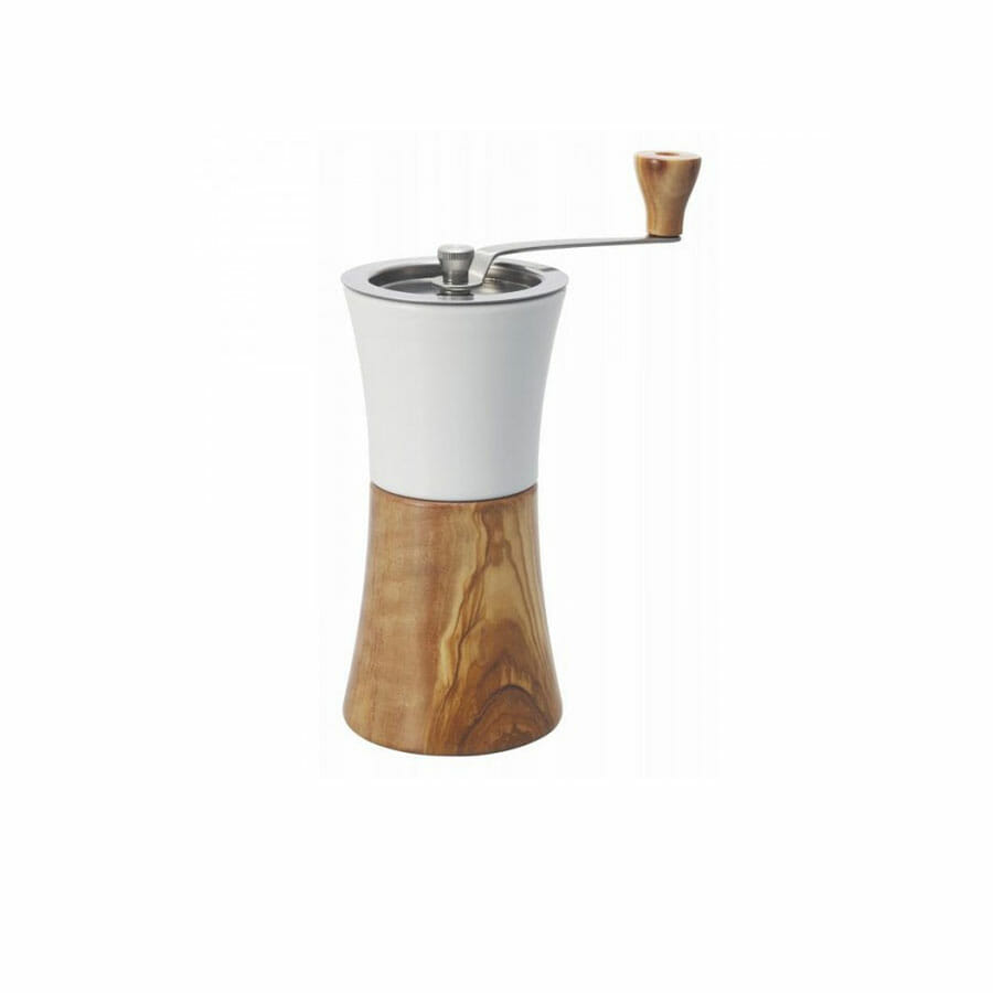 Molino cerámica y madera
