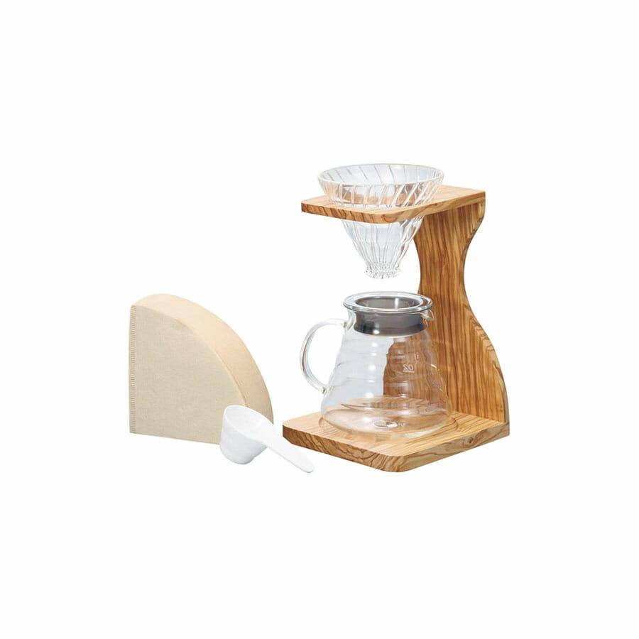 Hario Set V60 madera