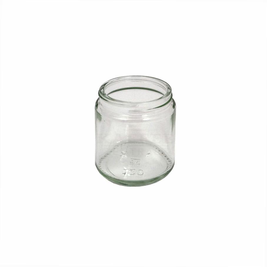 Comandante recipiente cristal